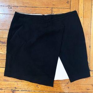 Vince Camuto Asymmetrical Skirt